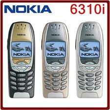 Unlocked Nokia 6310i 2G GSM 900 / 1800 Old Original Classical Mobile phone