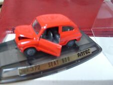 PILEN ARTEC DIECAST 1:43 SEAT 600 RED. NEW BOXED