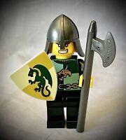 LEGO Dragon Knight Minifigure - Mill Village Raid Set #7189