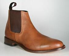 3001 Rancho Chelsea Boots Stiefeletten Miel 667 Braun
