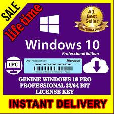brand�WIN 10 pro Professional key�� pro Vollversion Lizenz (32/64bit) ����