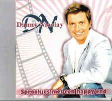 Danny Nicolay-Sprookjes Met Een Happy End cd single