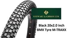 Black 20x2.0 inch BMX Tyre M-TRAXX Bicycle Bike Tire