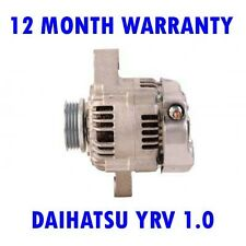 DAIHATSU YRV 1.0 ESTATE 2001 2002 2003 2004 2005 2006 - 2015 ALTERNATOR