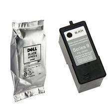 GENUINE DELL SERIES 9 BLACK MK990 INK CARTRIDGES