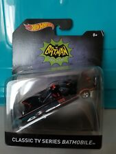 Hot Wheels Collectors Series Batman Classic TV Series  Batmobile Mattel 2017 New