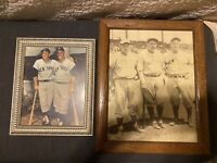 Mickey Mantle Roger Maris Babe Ruth Lou Gehrig Jimmie Fox New York Yankees Photo