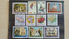 LIBAN , LIBANON STAMPS  1978  between  Mi.nr. 1257 and 1280