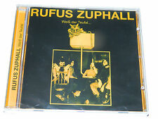 RUFUS ZUPHALL - Weiss Der Teufel (1971) / (Re.) Long Hair Music  / CD New!