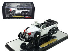 1938 MERCEDES G4 WHITE 1/43 DIECAST CAR MODEL BY SIGNATURE MODELS 43706