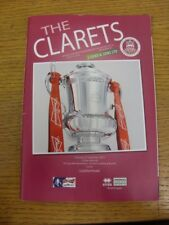 22/09/2012 Chelmsford City v Leatherhead [FA Cup] . Any faults with this item sh