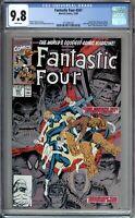 Fantastic Four 347 CGC Graded 9.8 NM/MT Marvel Comics 1990
