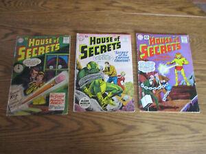 HOUSE OF SECRETS  #  23-37- 52