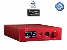 YULONG AQUILLA - DSD AK4497 DAC - RED DIGITAL ANALOG CONV.USB DA WANDLER HIGHEND
