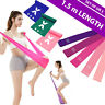 Resistance Loop Bands Pull Up Hip Circle Glute Latex Exercise 1.5 m Workout Band