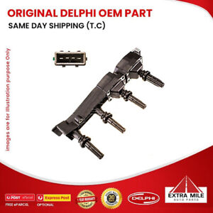 IGNITION COIL For PEUGEOT 206CC 2001-2007 - 1.6L 4CYL - CC549