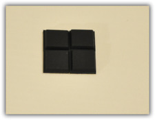 "Anti-Skid Rubber Pads Self Adhesive for notebook and desktop 1/2""x1/2"" square US"