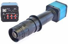 HAYEAR 14MP HD HDMI USB Digital C-mount Microscope Camera TF Card Reader