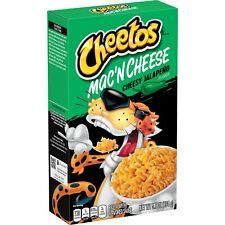 Cheetos Mac 'n Cheese Cheesy Jalapeno 5.7 Oz Mac and cheese