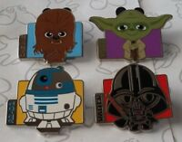 Star Wars Cuties Cute Baby Kids Cutie Booster Set Choose a Disney Pin