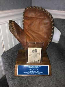 Dolph Camilli Brooklyn Dodgers vintage baseball glove
