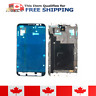 Samsung Galaxy Note N7000 i9220 White Faceplate Frame Front Housing Bezel