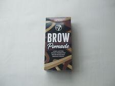 W7 Brow Pomade Light Brown New