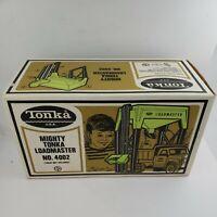 Mighty Tonka Loadmaster 4002 Box Only  Free Shipping
