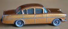 Vintage Lesney Matchbox No 22 1958 Vauxhall Cresta Copper - SPW