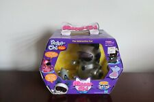 Meow-Chi Tiger Electronics 2000 The Interactive Cat Silver/Blue NIB