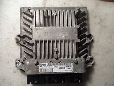 Ford Focus 1.8 TDCI ECU SID202 6M51-12A650-YB 4BKB 5WS40512B-T 6M5112A650YB