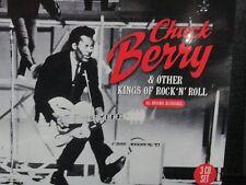 Chuck Berry & Rock 'n' Roll Giants 3 CD BOX, LITTLE RICHARD, GENE VIVCENT,ELVIS