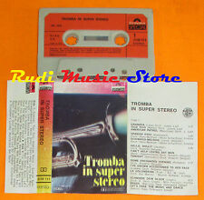 MC TROMBA IN SUPER STEREO 1972 JAMES LAST ROBERTO DELGADO WEGE cd lp dvd vhs