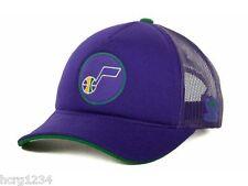 Utah Jazz Adidas NBA Basketball Meshback Snapback Adjustable Cap Hat