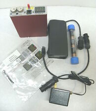 SAW MINICAD MKII, MSA, CHEMICAL WARFARE NERVE BLISTER AGENT GAS DETECTOR
