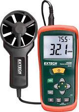 Extech AN100: CFM/CMM Mini Thermo-Anemometer
