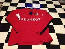 Nike Authentic Stade Toulousain Toulouse France French Rugby Jersey NWT Medium