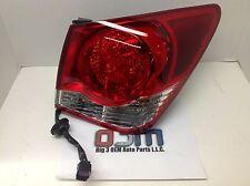 2011-2016 Chevrolet Cruze Right Passenger Rear Body Tail Lamp Tail Light new OEM