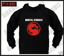 Sweatshirt sweetshirt Mortal Kombat ps2 ps3 xbox pc game