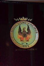 Victor Antique Safe Decal, Emblem, Inner Door Eagle Sticker, Reproduction