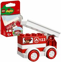 LEGO 10917 DUPLO My First Fire Truck Fire-Engine Starter Set for Toddlers 1.5