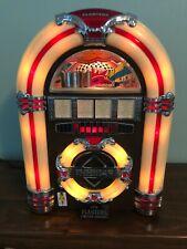 Vintage Thomas Collector's Cr-11 Jukebox Radio - 1991 Planters Limited Edition