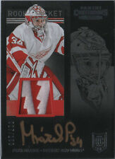 PETR MRAZEK 13-14 Panini Contenders Rookie Patch Auto RPA 27/100