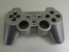 Playstation 2 Silver Controller Case shell only official Parts Excellent JAPAN