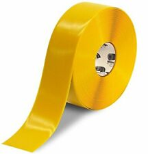 New listing Mighty Line Floor Tape 3 inch Yellow 100' Roll