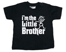 Magliette e maglie neri con maniche corte per bambino da 0 a 24 mesi