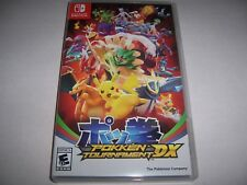 Original Box Case Replacement Nintendo Switch Pokken Tournament DX