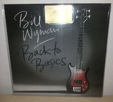 BILL WYMAN - BACK TO BASICS - MOV - MUSIC ON VINYL - LP