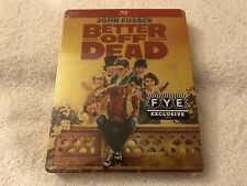 (Sealed) Better Off Dead Bluray Steelbook (1985) Rare Oop John Cusack