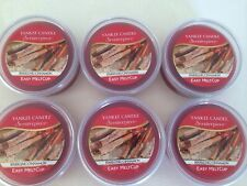 Yankee Candle Scenterpiece Easy Meltcup Sparkling Cinnamon X 6.